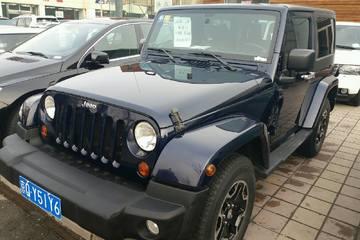 Jeep 牧马人 2013款 3.6 自动 Sahara两门
