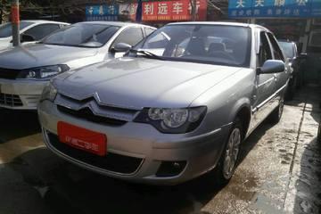 雪铁龙 爱丽舍三厢 2012款 1.6 手动 尊贵型