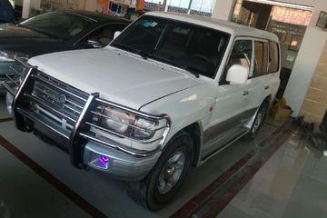 猎豹汽车 黑金刚 2009款 2.4 手动 舒适型四驱