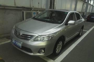 丰田 卡罗拉 2011款 1.6 手动 GL天窗版