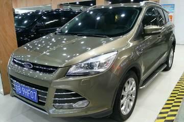 福特 翼虎 2013款 2.0T 自动 尊贵型四驱
