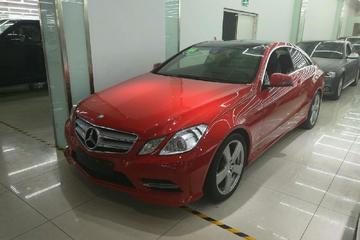 奔驰 E级Coupe 2012款 1.8T 自动 E200