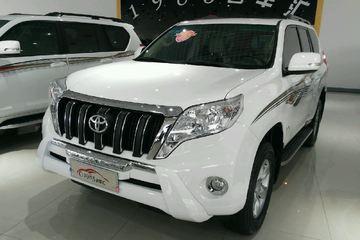丰田 普拉多 2010款 4.0 自动 TXL NAVI四驱