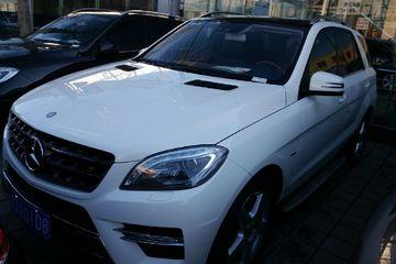 奔驰 ML级 2012款 3.5 自动 ML350豪华型四驱