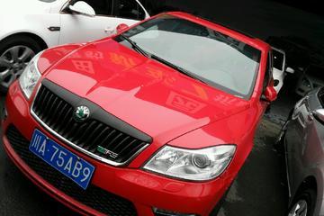 斯柯达 明锐RS 2010款 2.0T 自动