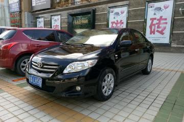 丰田 卡罗拉 2009款 1.6 自动 GL天窗特别版