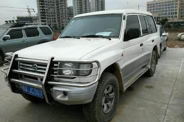 猎豹汽车 黑金刚 2013款 2.2 手动 标准型后驱