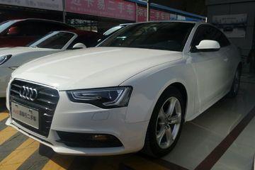 奥迪 A5-Coupe 2014款 2.0T 自动 45TFSI