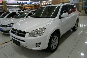 丰田 RAV4 2009款 2.4 手动 豪华型四驱