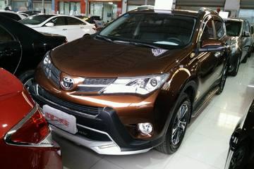 丰田 RAV4 2015款 2.0 自动 新锐版四驱