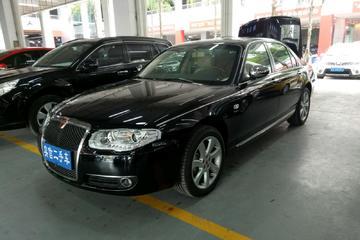 荣威 750 2011款 1.8T 自动 D商雅版NAVI