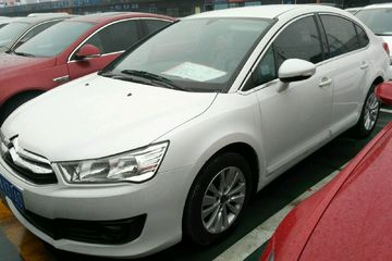 雪铁龙 世嘉三厢 2013款 1.6 自动 品尚型