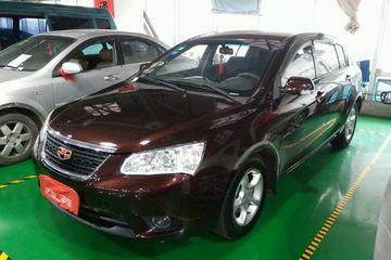 吉利汽车 EC7经典两厢 2012款 1.5 手动 标准型