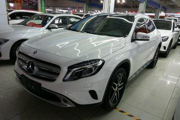奔驰 GLA级 2016款 2.0T 自动 GLA220时尚型四驱