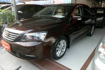 吉利汽车 EC7经典三厢 2012款 1.8 手动 GSG版