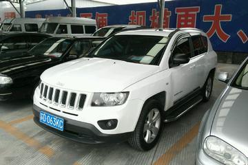 Jeep 指南者 2014款 2.0 自动 进取版前驱 改款