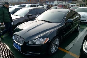 捷豹 XF 2009款 3.0 自动 豪华版