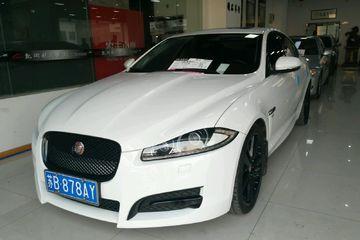 捷豹 XF 2014款 3.0T 自动 SC Sport Club限量版