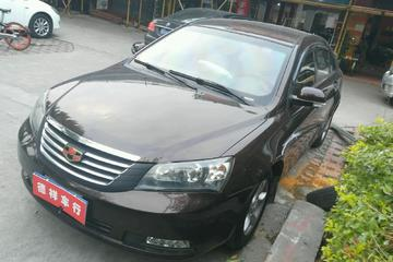吉利汽车 EC7经典三厢 2012款 1.5 手动 标准型
