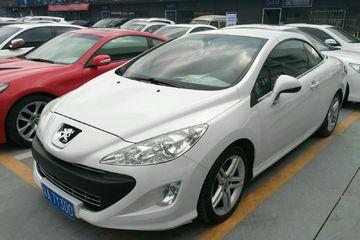 标致 308CC 2009款 1.6T 自动 豪华型