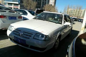 大众 桑塔纳志俊 2009款 1.8 手动 CNG油气混合
