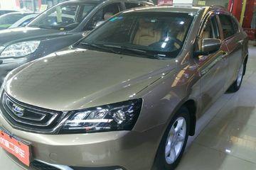 吉利汽车 帝豪三厢 2014款 1.5 手动 时尚型