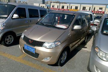 五菱汽车 宏光 2013款 1.2 手动 S舒适型5-7座