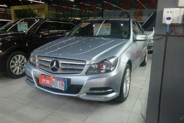 奔驰 C级 2013款 1.8T 自动 C260时尚型CGI