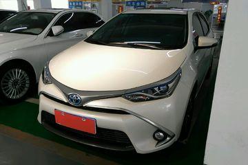 丰田 雷凌 2016款 1.8 自动 H GS精英天窗版双擎 混合动力