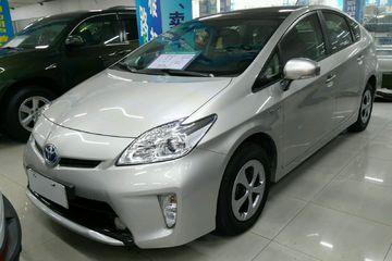 丰田 普锐斯 2012款 1.8 自动 豪华先进型 油电混合