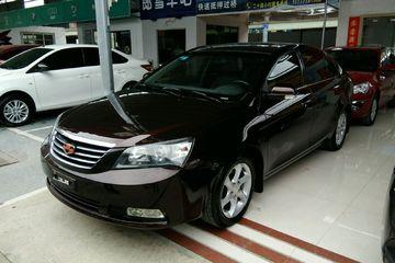 吉利汽车 EC7经典三厢 2012款 1.8 自动 尊贵型