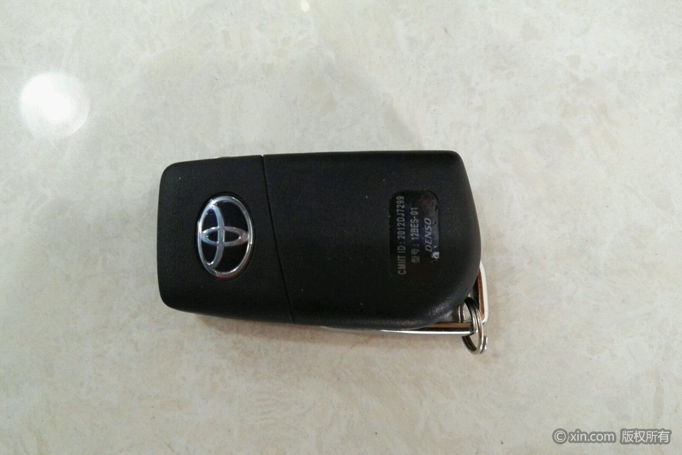 丰田rav4钥匙