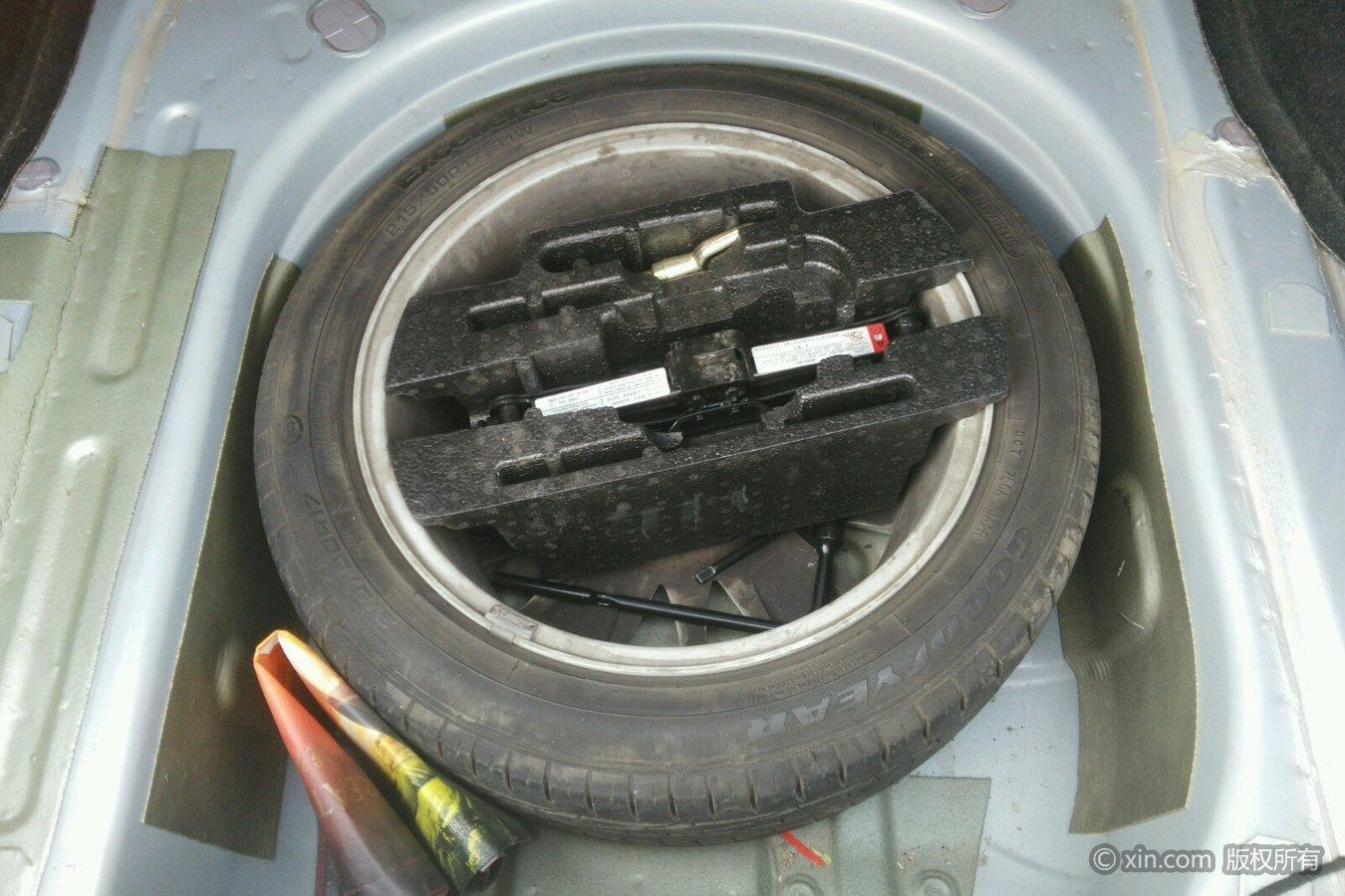 荣威750备胎及v轮毂轮毂爱丽舍2004工具尺寸图片