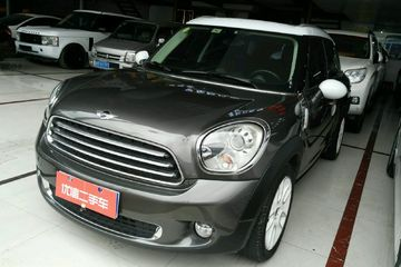 MINI COUPE 2012款 1.6 自动