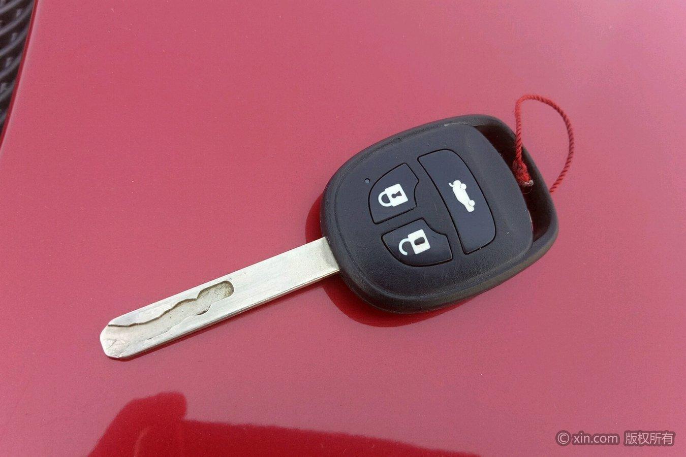 xt5钥匙功能图解