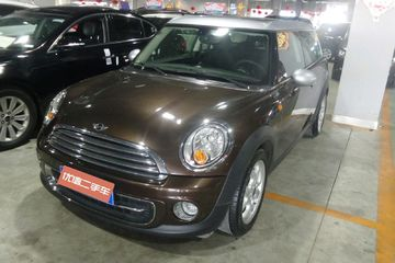 MINI CLUBMAN 2011款 1.6 自动 COOPER Excitement