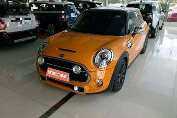 MINI MINI 2014款 2.0T 自动 COOPER S Excitement