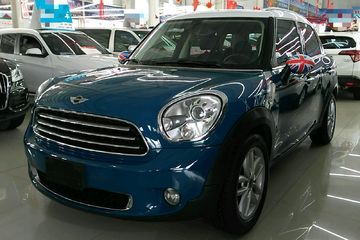 MINI COUNTRYMAN 2011款 1.6 自动 COOPER Excitemen价格