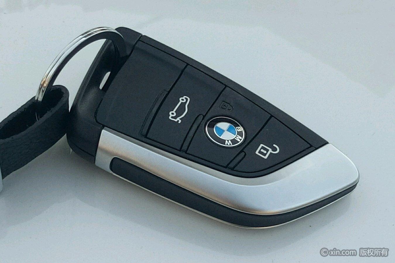 宝马1系钥匙