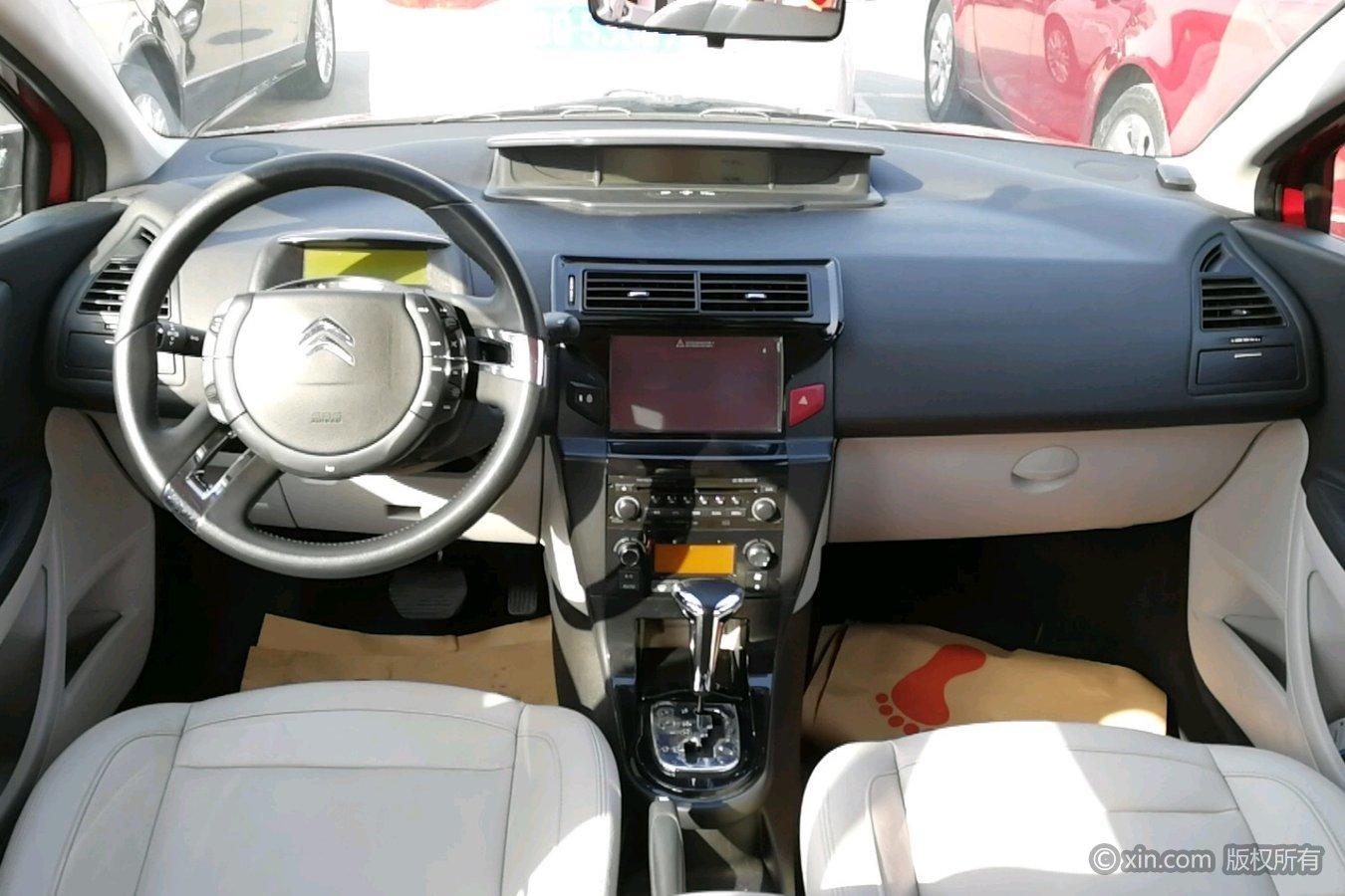 雪铁龙 世嘉两厢 2012款 1.6 自动 乐享型