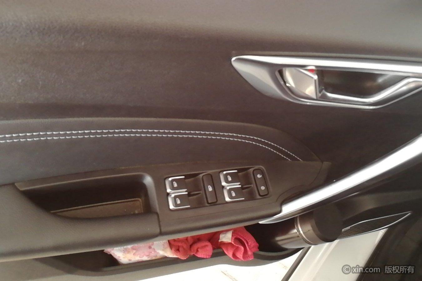吉利汽车远景x3左前车门控制键