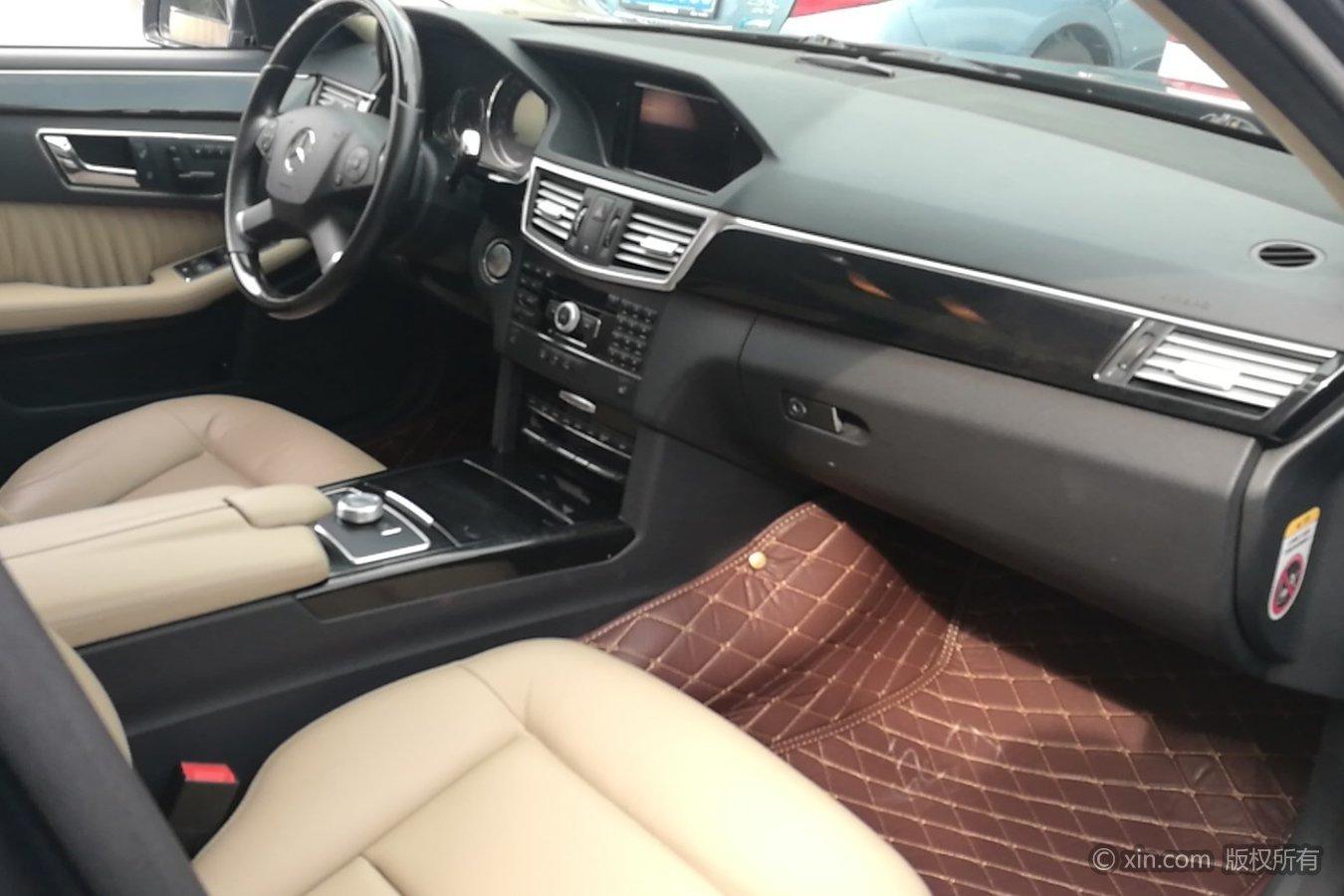 奔驰e级三厢 2010款 3.0 自动 e300时尚豪华型