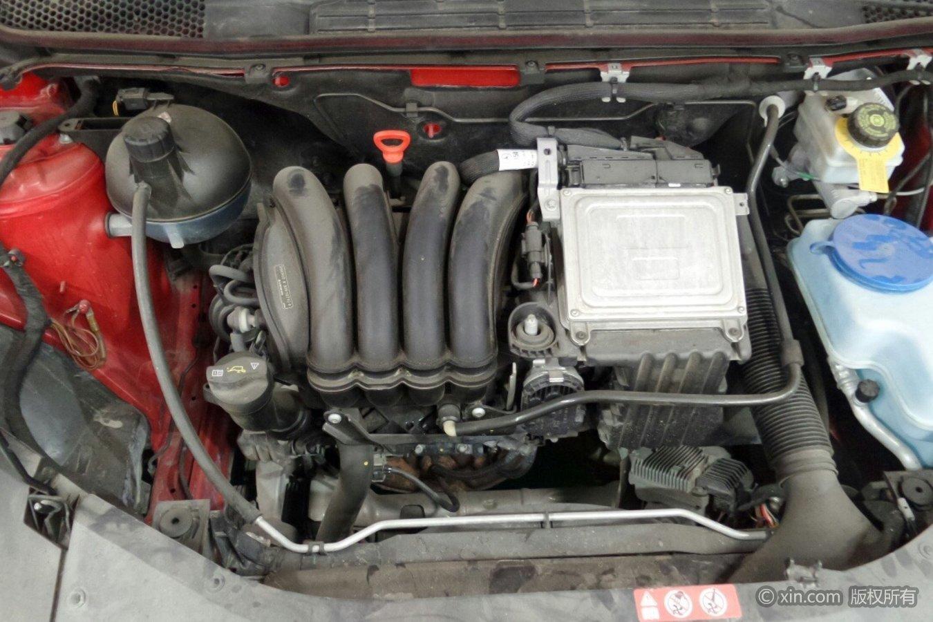 奔驰B级发动机