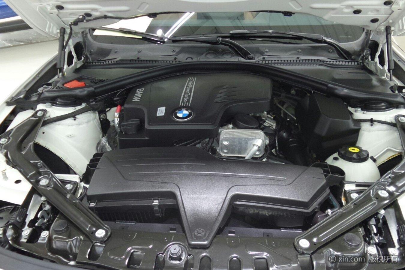 宝马4系(进口)发动机