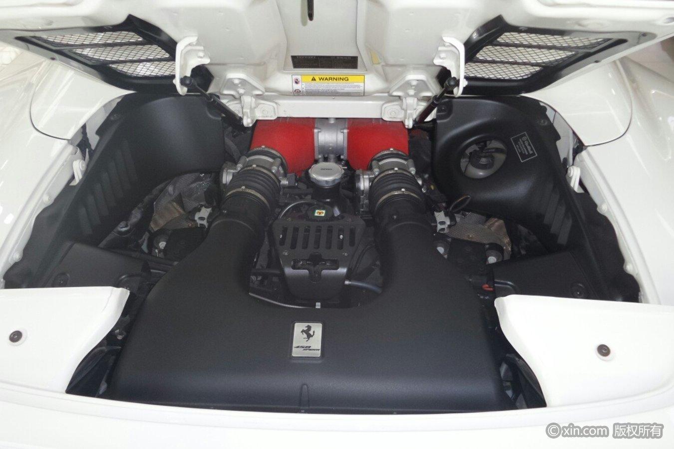 法拉利612发动机