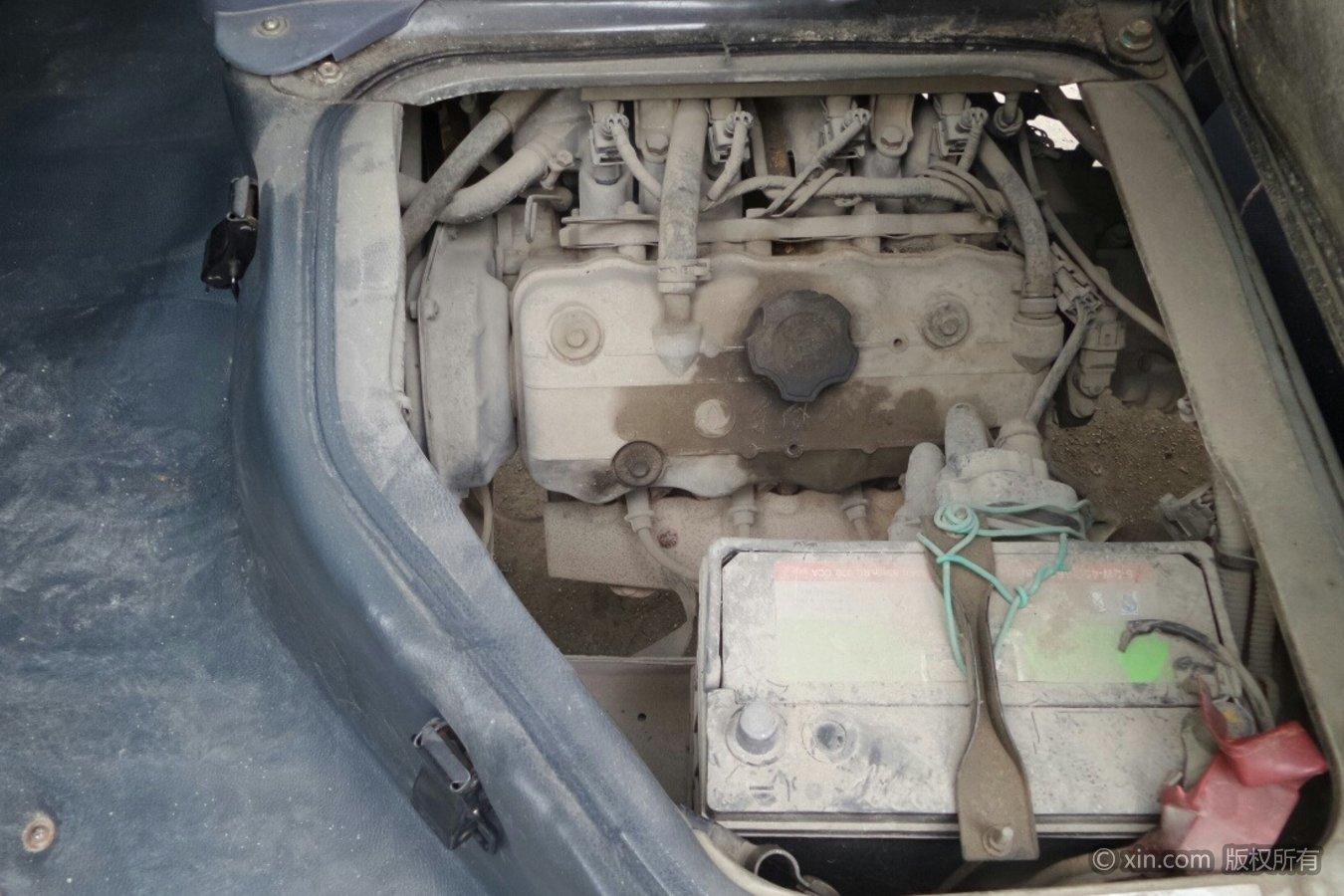东风小康小康K02发动机