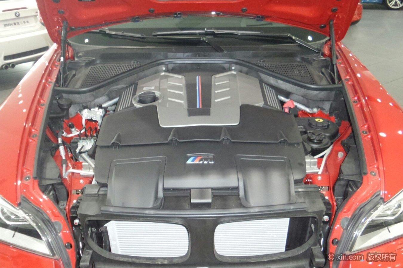 宝马X6M发动机