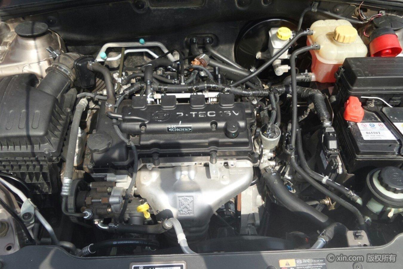 宝骏630发动机