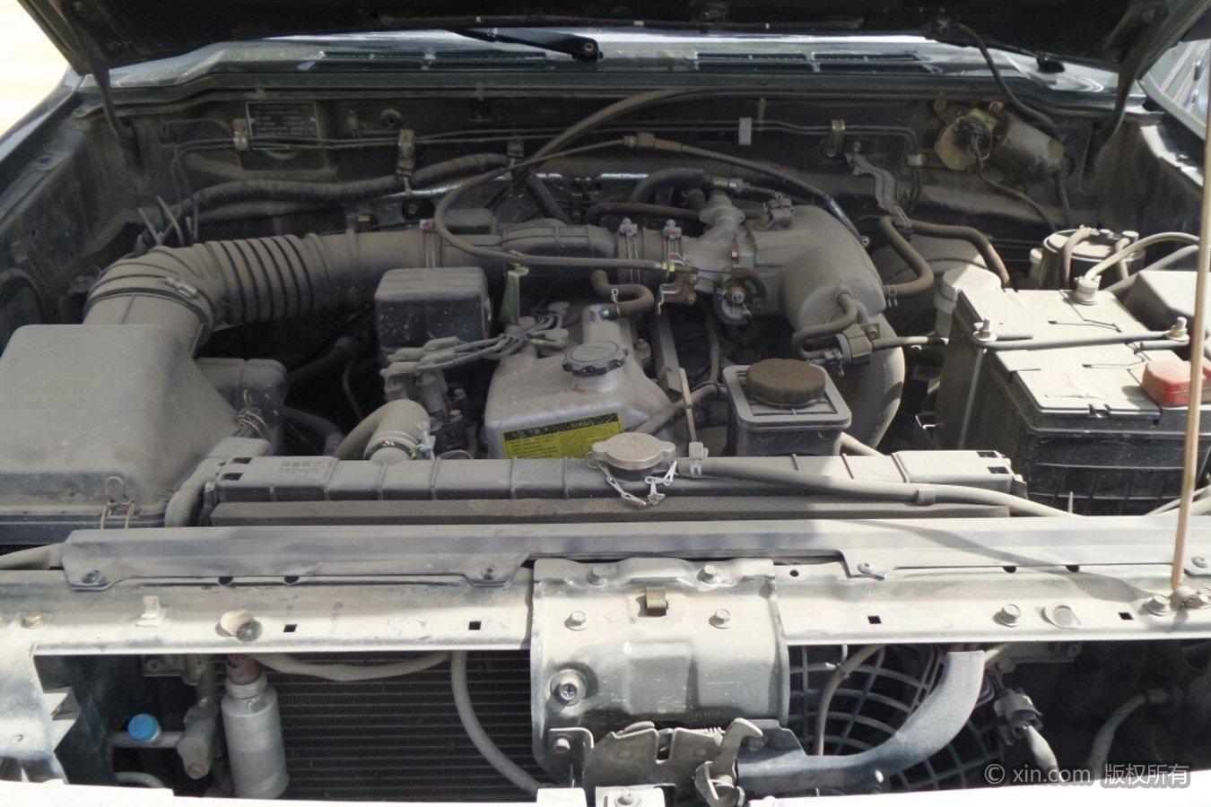 猎豹汽车Q6发动机