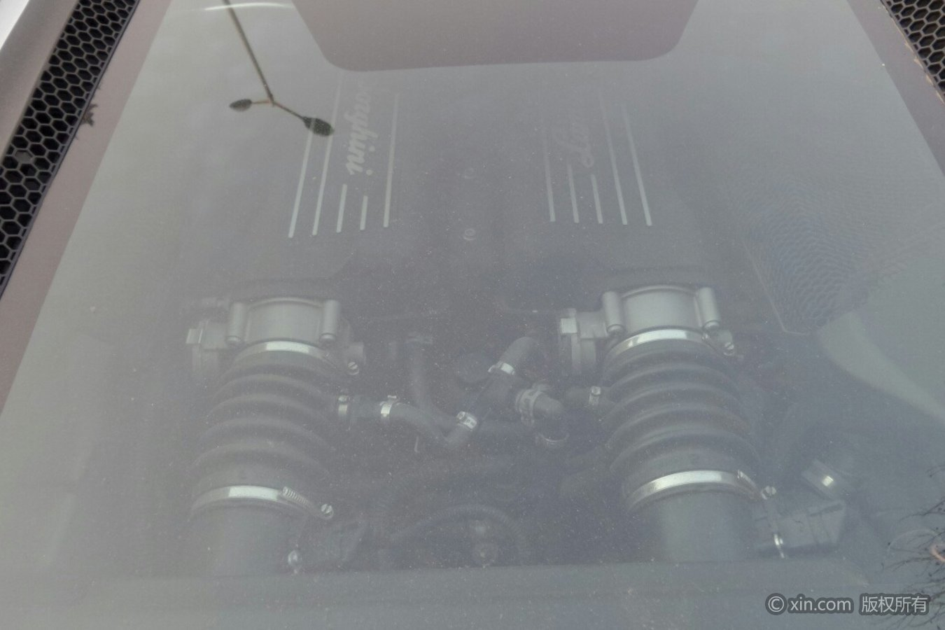 兰博基尼Gallardo发动机